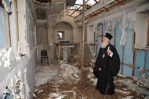 Η Τουρκία συνεχίζει ανενόχλητη το πλιάτσικο Χριστιανικών Εκκλησιών και Μονών