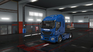 european logistics companies paint jobs pack screenshots 3, reysaş logistics