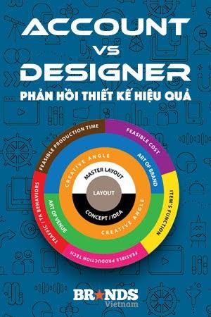 Account vs Designer: Phản hồi thiết kế hiệu quả