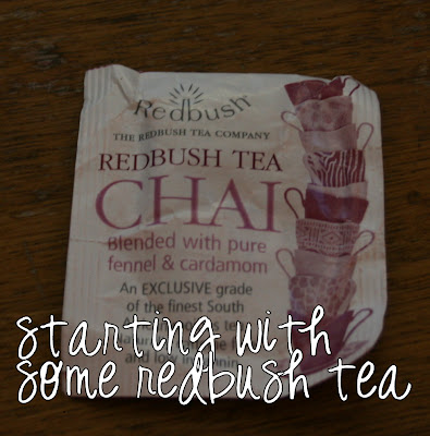 The Redbush Tea Company Chai
