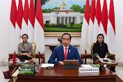 Tren Covid-19 Menurun, Presiden Jokowi: Jangan Abaikan Protokol Kesehatan