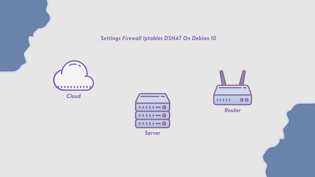 Konfigurasi Port Forwarding di IPTABLES Debian 10