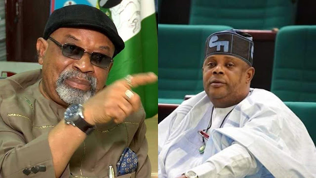 You're A Small Boy, I'm Tinubu's Mate - Ngige Warns Faleke
