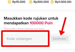 Cara Dapat Uang dari Aplikasi Tiktok Lite