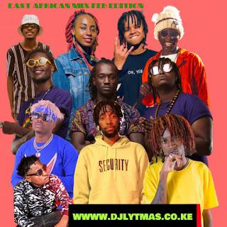 DJ LYTMAS - GENGETONE,BONGO MIX 2020 [EAST AFRICAN MIXTAPE FEBRUARY EDITION]