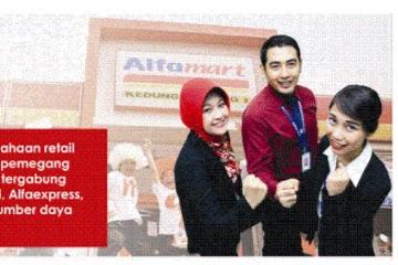 Lowongan Kerja PT Sumber Alfaria Trijaya,Tbk