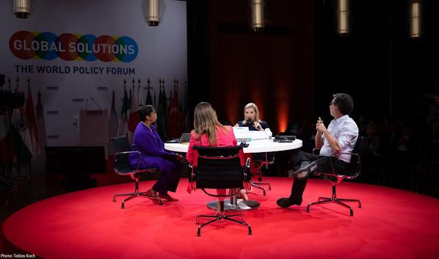 فرصة للمشاركة في قمة الشباب العالمي في ميونخ 2020