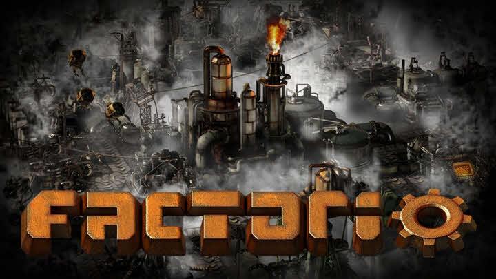 Games Like Factorio, Games, Factorio