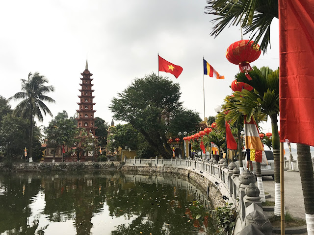 Vietnam during Tet celebration