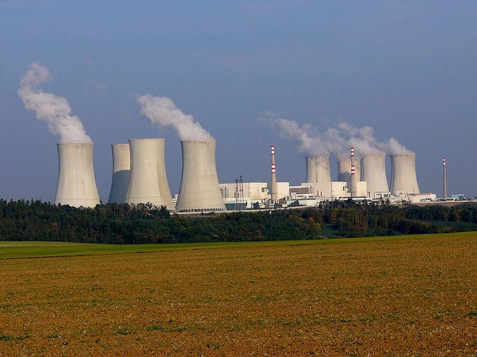 ENERGY: Ramp up nuclear power to beat climate change, says UN nuclear chief