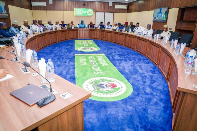 Covid-19 Palliatives: Nigerian Governors Reveal Why They Hid The Food Items