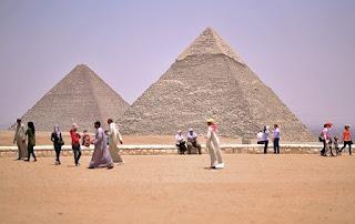 صعود مصر للمرتبة الخامسة عالميا في الترويج السياحي