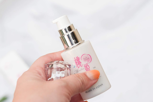 momohime-peach-white-essence-packaging