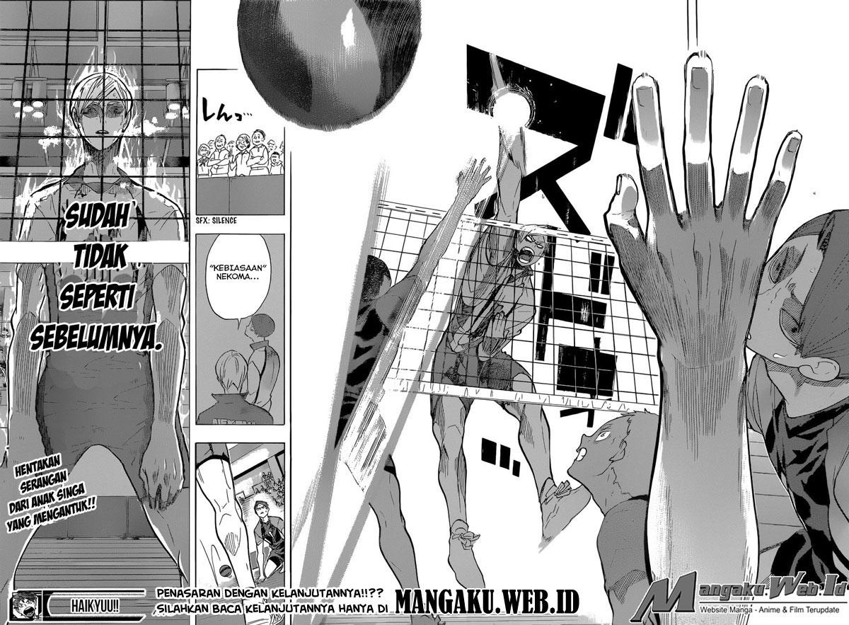 Haikyuu Chapter 198-19