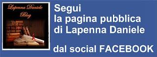 Lapenna Daniele - Pagina Facebook Pubblica