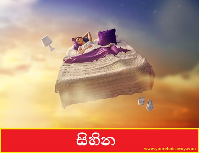 සිහින ( Sihina ) - Your Choice Way