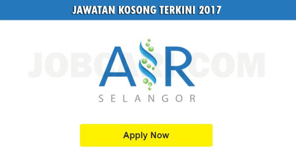 Jawatan Kosong di Pengurusan Air Selangor