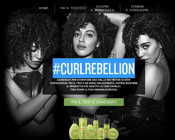 Curl Rebellion