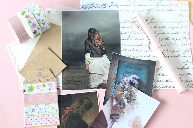 #RetoArtJournal: Ideas para tu collage literario