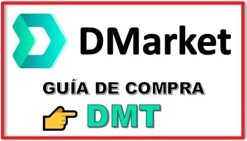 Cómo y Dónde Comprar Criptomoneda DMARKET Tutorial Actualizado