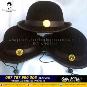 Produsen Topi Boni Pramuka Putri Smp WA 0877-5799-0006