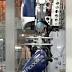 Robot met mensenvoeten