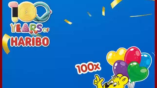 Câștigători concurs 100 Years of Haribo 2020. Câștigă o Petrecere Goldbear Party pe haribo100.ro