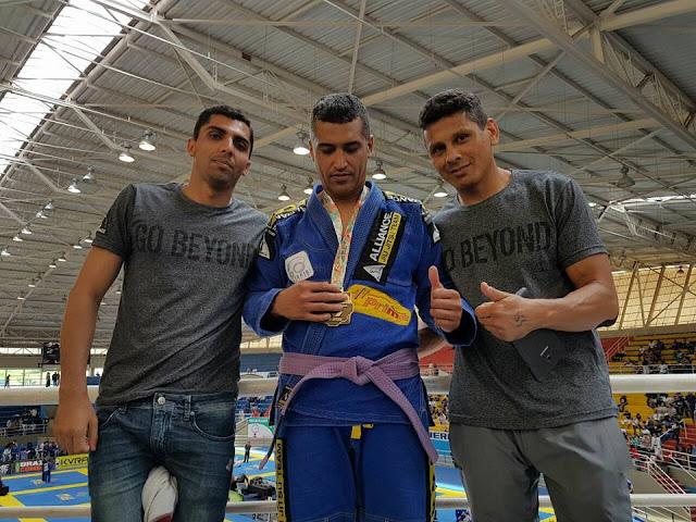 """Equipe Alliance Jiu Jitsu conquista muitas medalhas no Campeonato Paulista 2016"""