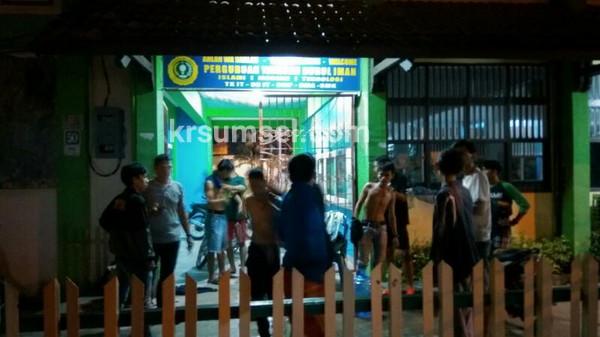 Dikeroyok Lawan Futsal Yang Kalah, Denny Cs Lapor Polisi