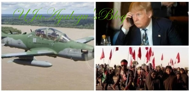 Shortly after Igbo quit notice, US senators block sale of fighter jets to Nigeria over human rights concern