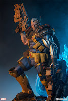 Marvel Comics - Cable Statue by Sideshow Collectibles