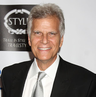 Picture of American swimmer Mark Spitz