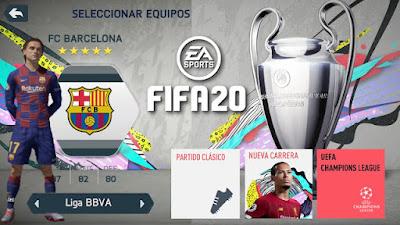 fifa 20 mobile apk obb
