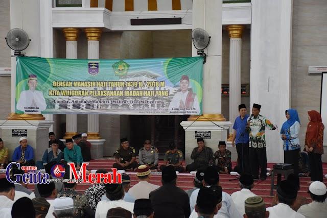 397 Calhal Kota Metro Mengikuti Menasik Haji