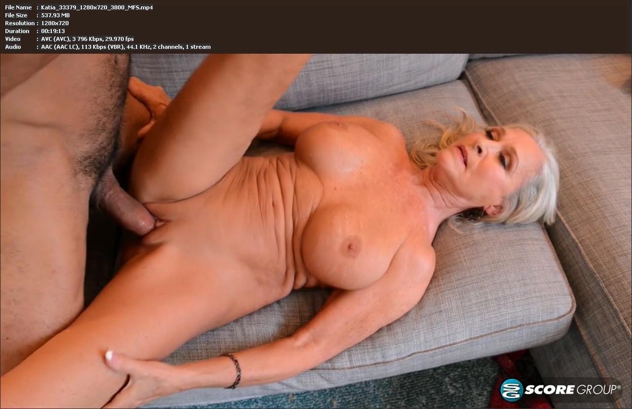 Katia Anal Porn