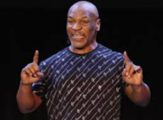 """Boxing: Mike Tyson returns as a """"humanitarian"""""""