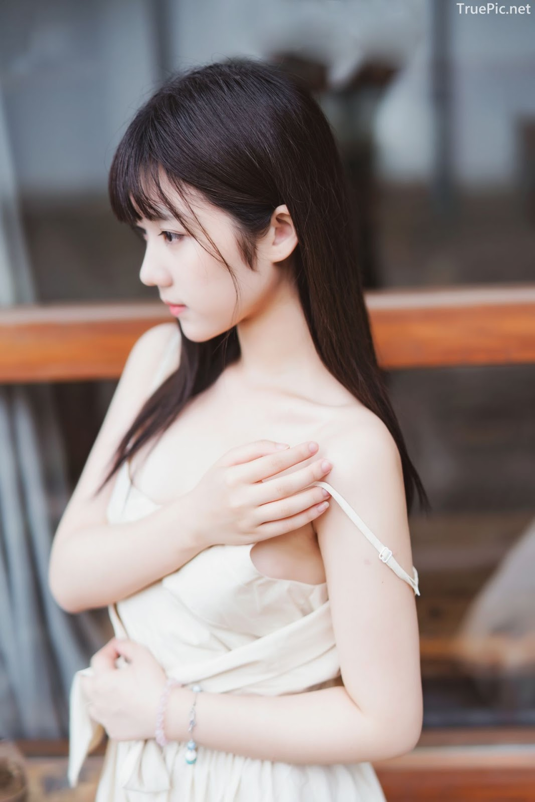 [MTCos] 喵糖映画 Vol.005 – Young Chinese model gentle hot under dressing sexy - Picture 20
