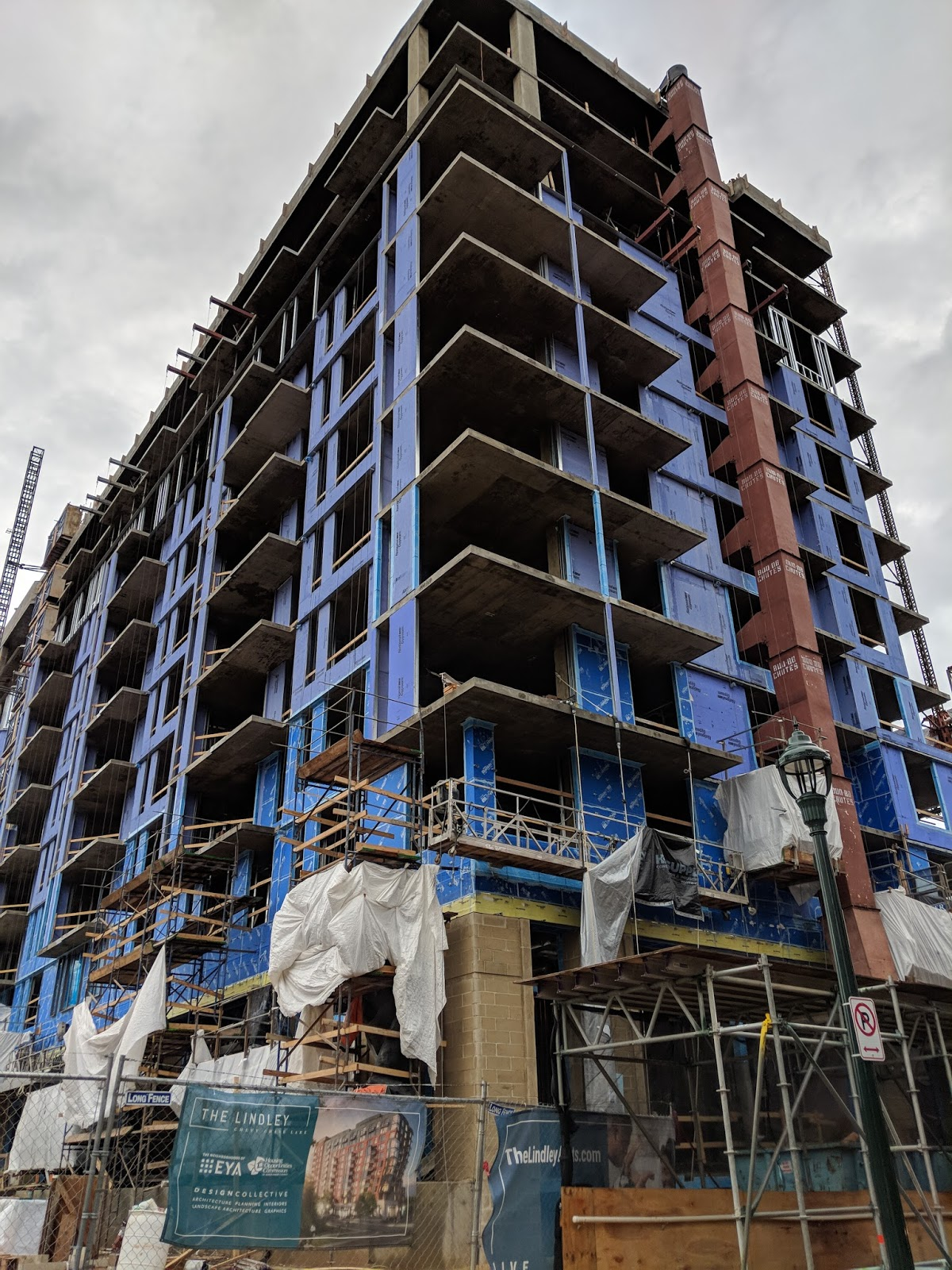 Pre Leasing Of Apartments Is Expected To Commence In June, And First  Move Ins Are Anticipated In September. The Lindleyu0027s Developers Are EYA And  The ...