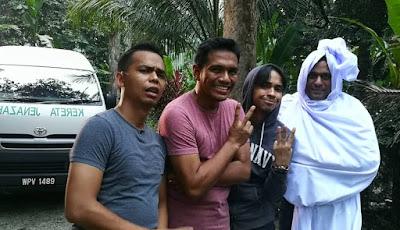 Tonton Telefilem Tragedi Balik Kampung (Cerekarama TV3)