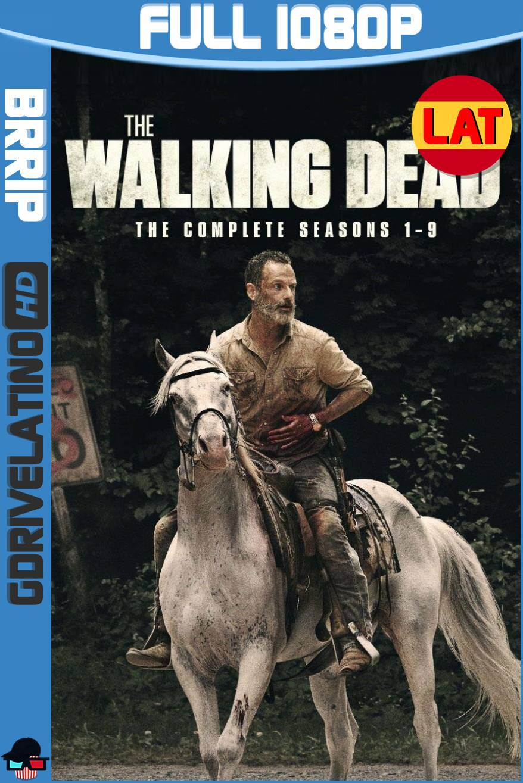 The Walking Dead Temporada 01 al 09 BRRip 1080p Latino-Ingles MKV
