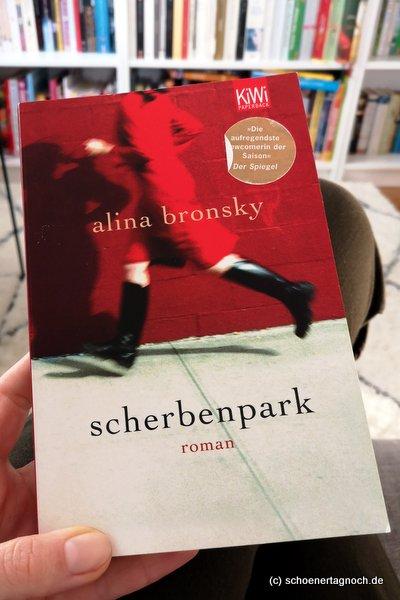 """""""Scherbenpark"""" von Alina Bronsky"""