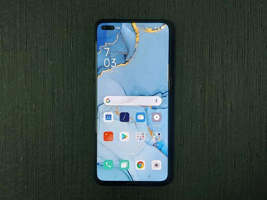OPPO Reno3 Pro 6.4-inch FHD+ Super AMOLED Display