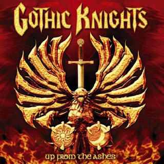 "Το βίντεο των Gothic Knights για το ""The 13th Warrior"" από το album ""Up from the Ashes"""