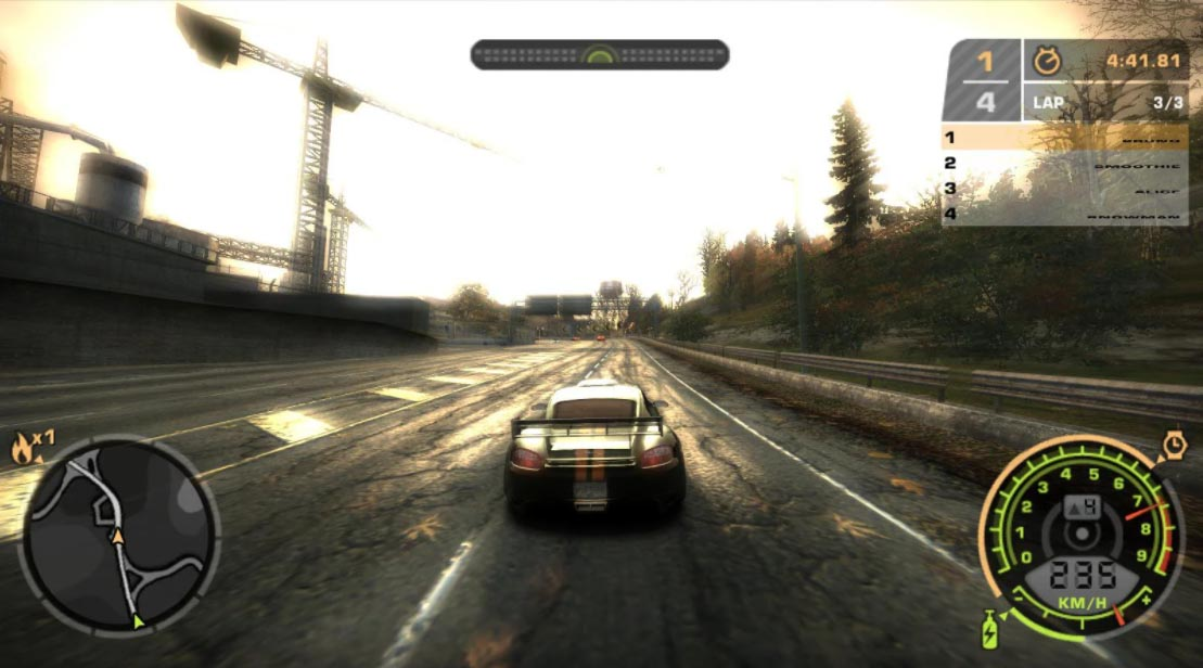Need For Speed Most Wanted Mod V1.3.128