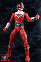 Power Rangers Lightning Collection Time Force Red Ranger 14