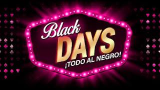 GoldenPark PROMOCIÓN BLACK DAYS 26 noviembre 2020