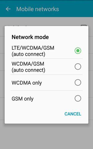 Cara Merubah Jaringan 3g ke 4g Samsung 5