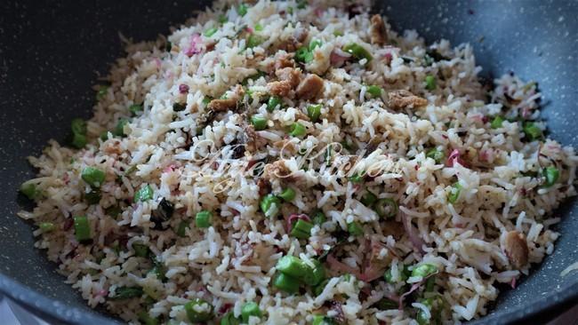 resepi nasi goreng kerabu resepi nasi goring kerabu resepikek camored   bulan puasa Resepi Nasi Goreng Kerabu Mangga Enak dan Mudah