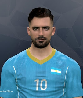 PES 2017 Faces Pablo Mari by Bruno