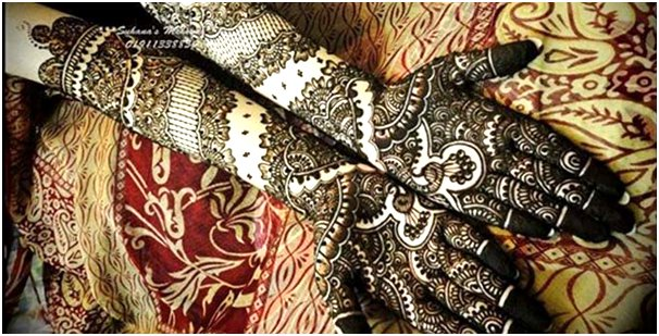 Dulhan Mehndi Design Hot